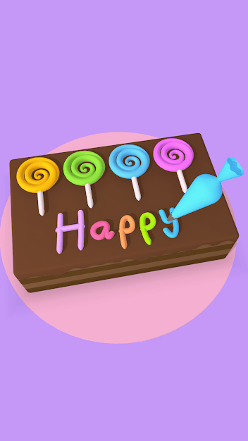 Cake Decorate Android Game Image 3