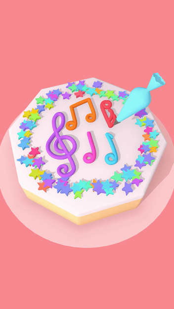 Cake Decorate Android Game Image 4