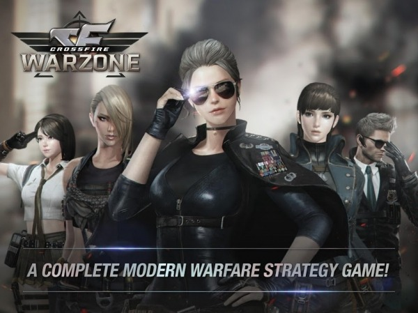 CrossFire: Warzone Android Game Image 1