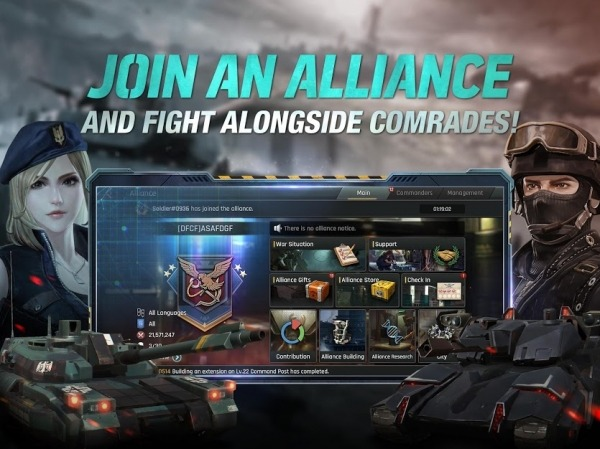 CrossFire: Warzone Android Game Image 5