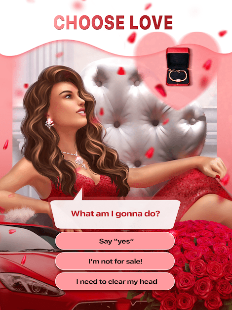 Love Sick: Interactive Stories Android Game Image 3