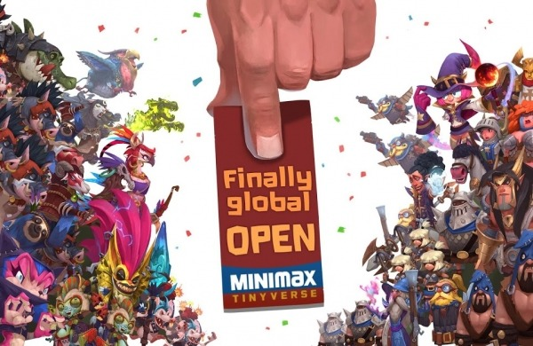MINImax Tinyverse Android Game Image 1