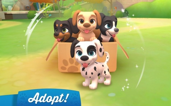 Dogs Home Android Game Image 1