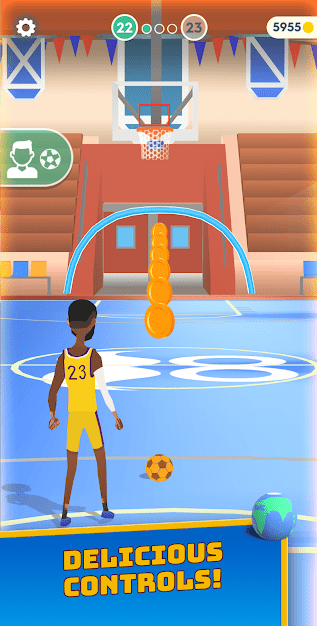 Flick Goal! Android Game Image 4