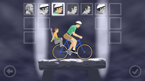 Happy Wheels Android Game Image 1