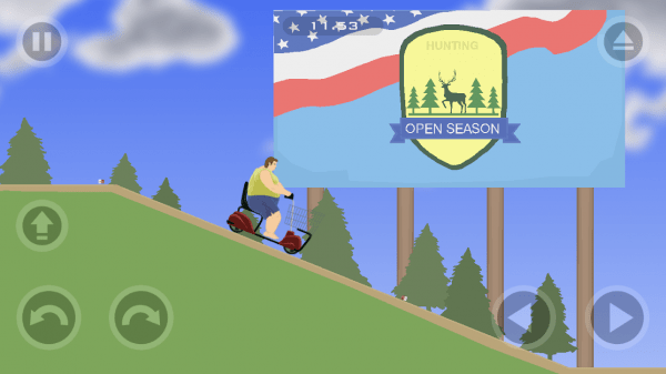 Happy Wheels Android Game Image 3