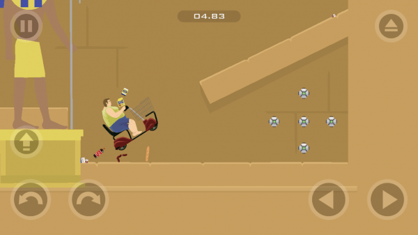 Happy Wheels Android Game Image 5