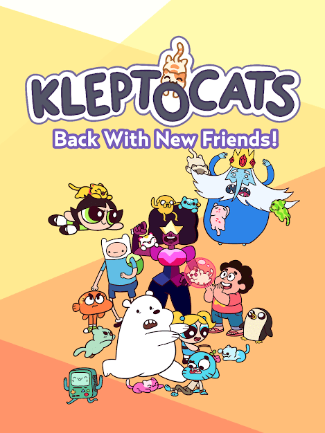 KleptoCats Cartoon Network Android Game Image 1