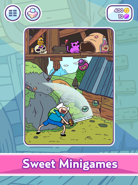 KleptoCats Cartoon Network Android Game Image 4