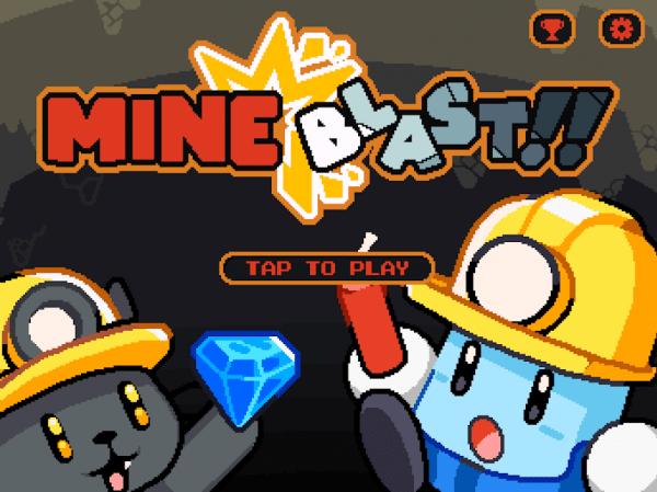 Mineblast!! Android Game Image 1