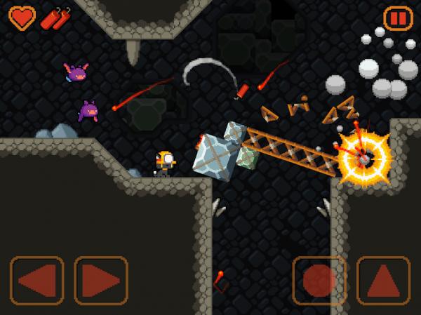 Mineblast!! Android Game Image 2