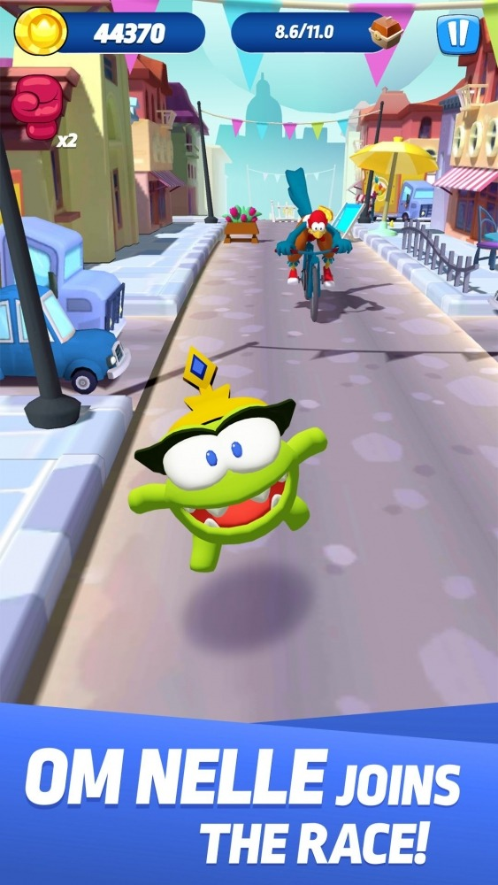 Om Nom: Run Android Game Image 2