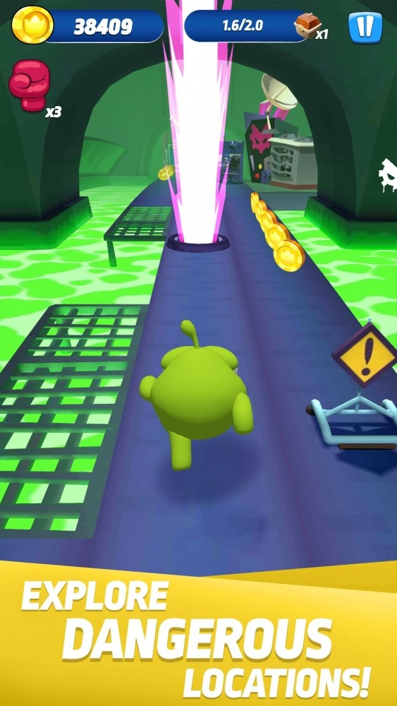 Om Nom: Run Android Game Image 3