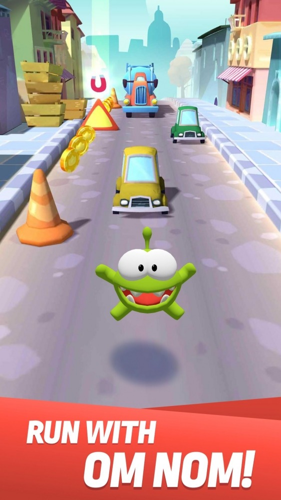 Om Nom: Run Android Game Image 4