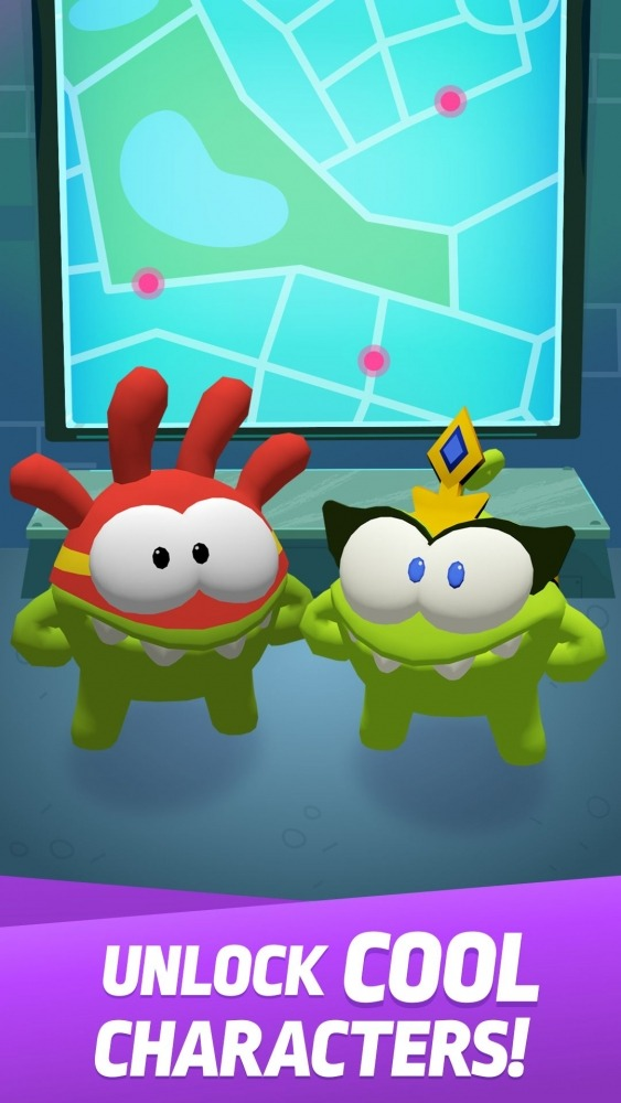 Om Nom: Run Android Game Image 5