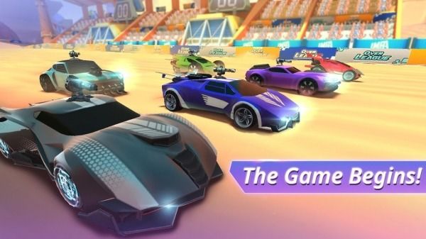 Overleague - Race To Glory Android Game Image 1