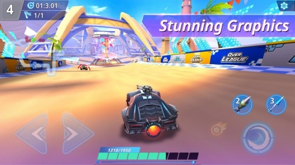 Overleague - Race To Glory Android Game Image 3