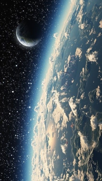 Planet Android Wallpaper Image 1