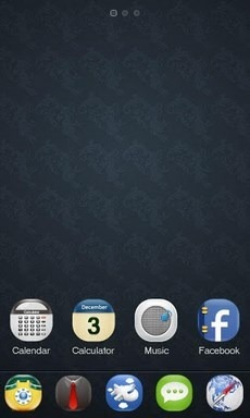 X-Still Go Launcher Android Theme Image 1