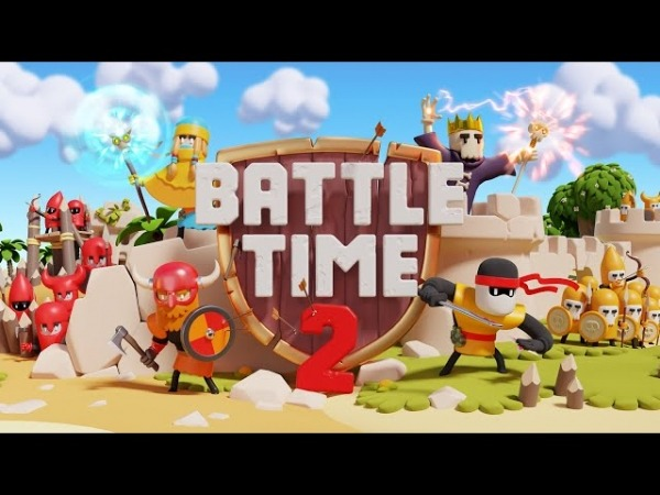 BattleTime 2 - Real Time Strategy Offline Game Android Game Image 1