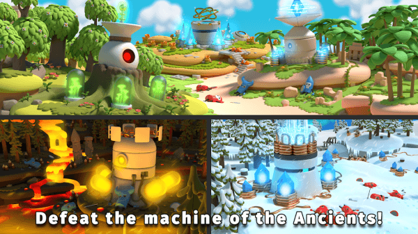 BattleTime 2 - Real Time Strategy Offline Game Android Game Image 3
