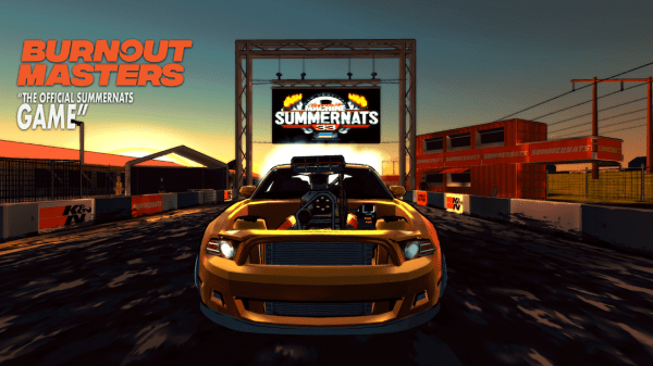 Burnout Masters Android Game Image 1