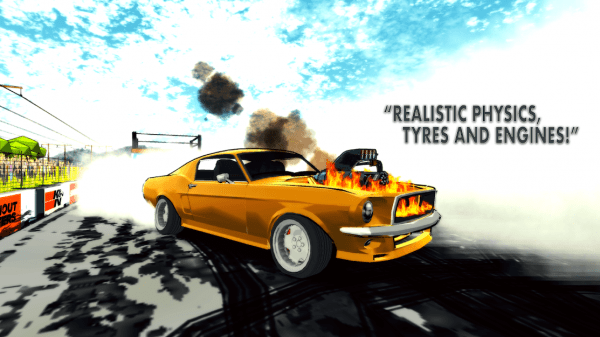 Burnout Masters Android Game Image 3