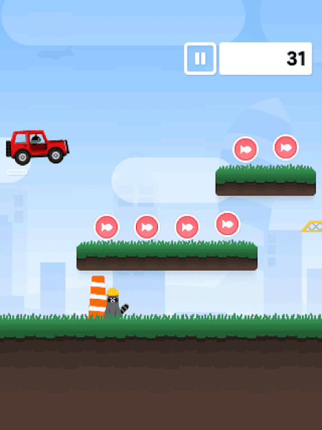 Super Fudge 2: RETRO Android Game Image 2