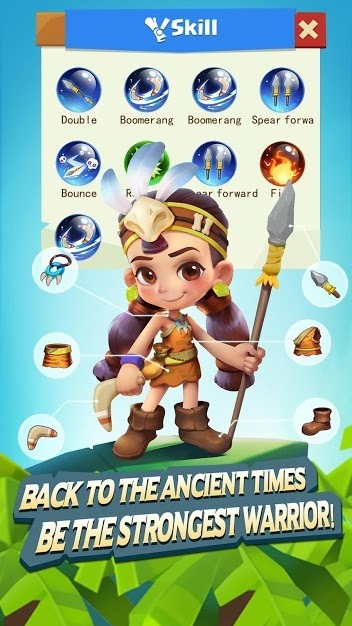 Crazy Wildling Android Game Image 1