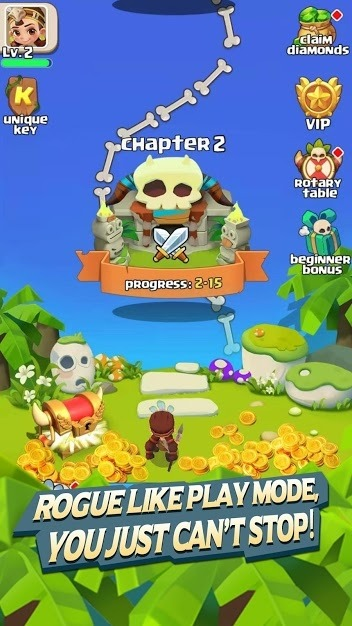 Crazy Wildling Android Game Image 3