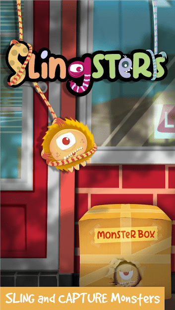 Slingsters Android Game Image 1