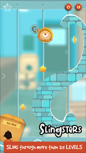 Slingsters Android Game Image 2