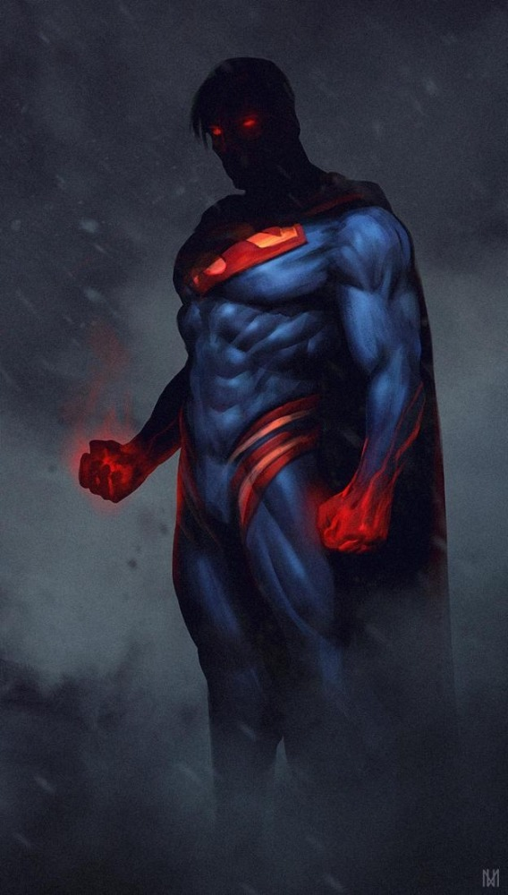 Superman Android Wallpaper Image 1