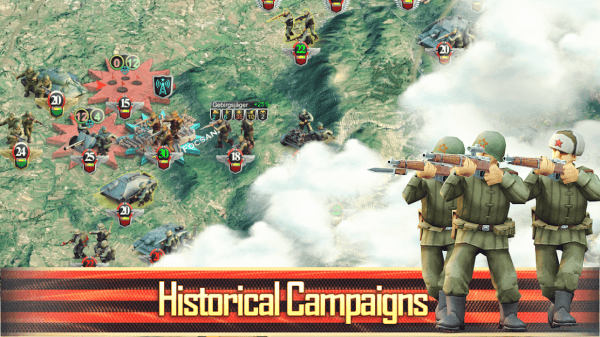 Frontline: The Great Patriotic War Android Game Image 2