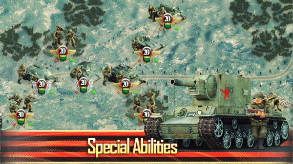 Frontline: The Great Patriotic War Android Game Image 3