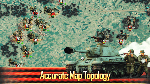 Frontline: The Great Patriotic War Android Game Image 4