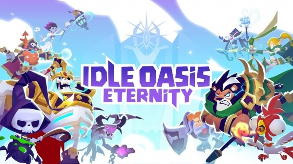 Idle Oasis: Eternity Android Game Image 1