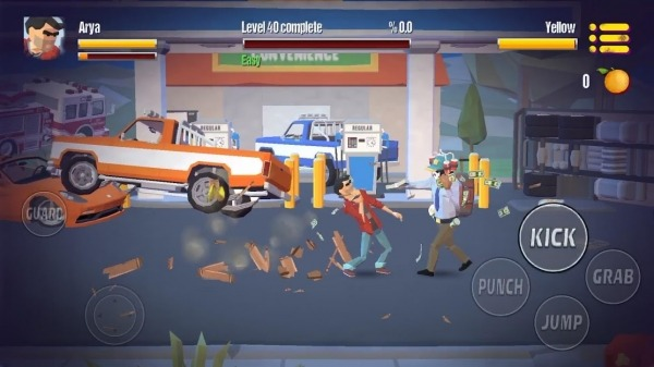 City Fighter Vs Street Gang Android Game Image 2