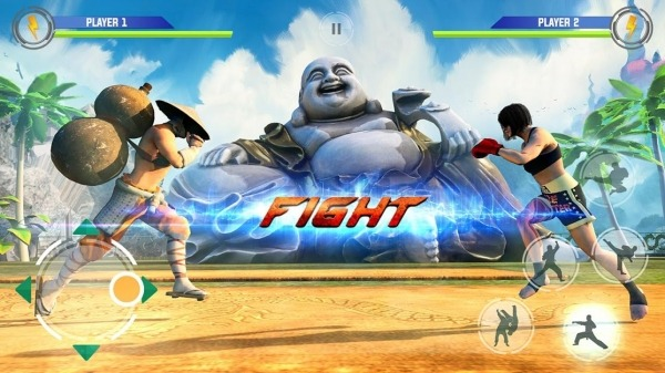 Day Of Fighters - Kung Fu Warriors Android Game Image 1