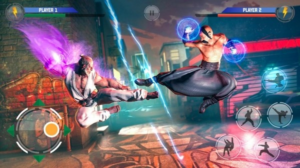 Day Of Fighters - Kung Fu Warriors Android Game Image 3