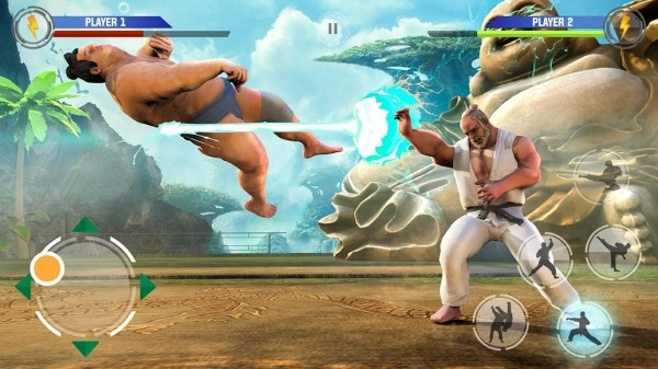 Day Of Fighters - Kung Fu Warriors Android Game Image 4