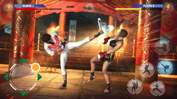Day Of Fighters - Kung Fu Warriors Android Game Image 5