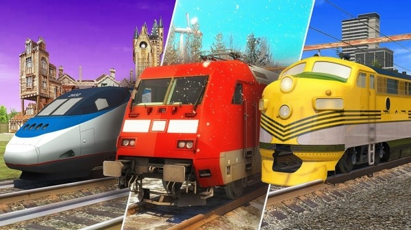 Train Driver 2020 Android Game Image 1