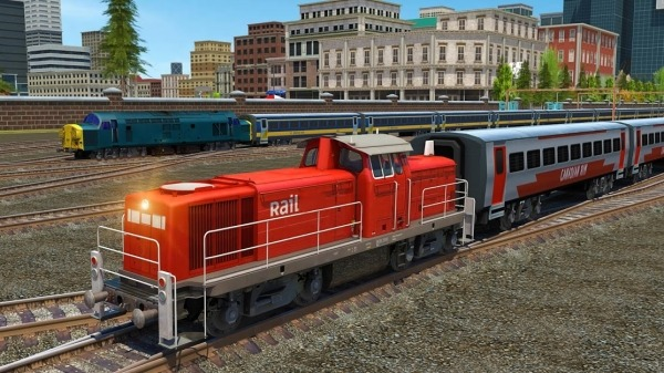 Train Driver 2020 Android Game Image 2