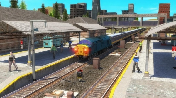 Train Driver 2020 Android Game Image 3