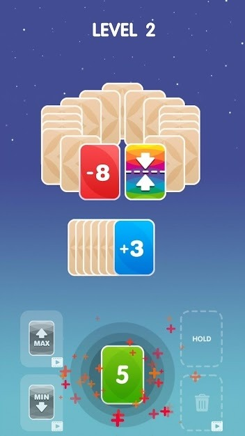 Zero21 Solitaire Android Game Image 2