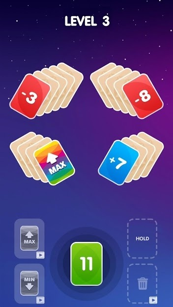 Zero21 Solitaire Android Game Image 3