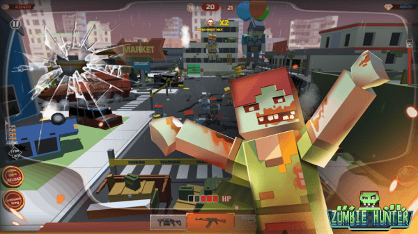 Zombie Attack: Last Fortress Android Game Image 3