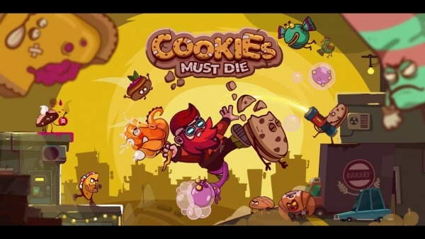 Cookies Must Die Android Game Image 1