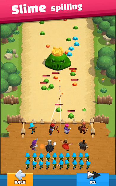 Wild Castle: 3D Offline Game Android Game Image 3